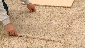 Easy Installation U0026 Replacement With Pro Comfort Basement Carpet
