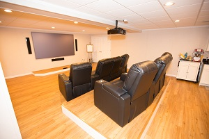 Basement Finishing Ideas Pictures basement remodeling design ideas | basement finishing in superior